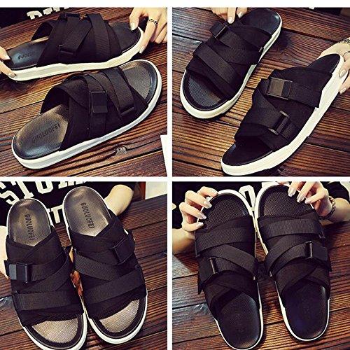 Estate Una Slittamento Zhangrong Pantofole Uomini Respirabile Taglia Scarpe 40 colore qWt1qnc