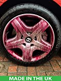 Best Alloy Wheel Cleaners - EVEIN Iron Away Bleeding Fallout Remover Car Alloy Review