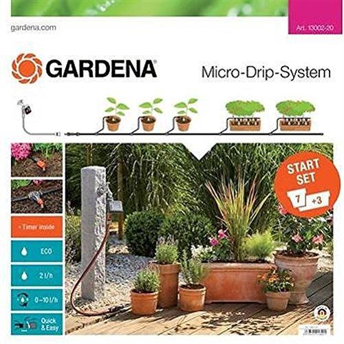 Gardena FlexControl: Automatische
