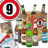 Beziehung Geschenk zum 9. Jahrestag | Bierpaket mit Bieren der Welt
