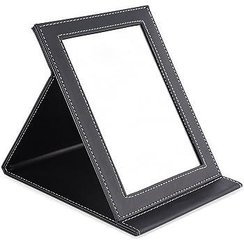 Schönheit & Gesundheit Spiegel Led Make-up Spiegel Neue Produkt Tisch Spiegel 10 Mal Lupe Frauen Tasche Spiegel Klapp Spiegel Tisch Lampe Und Beleuchtung