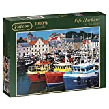 Falcon de luxe 11127 Fife Harbour Jigsaw Puzzle (1000-Piece) by Falcon de luxe