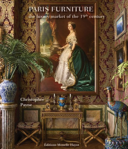 Paris furniture : The luxury market of the Belle Epoque