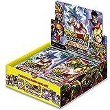 Dragon Ball Super Card games-série4-colossal Warfare Confezione da 24Boosters, 605514, Giallo