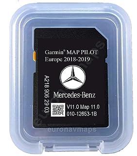 Garmin Map PILOT Europakarte V11 2019 Mercedes-Benz AUDIO 20 CD MB A2139061307
