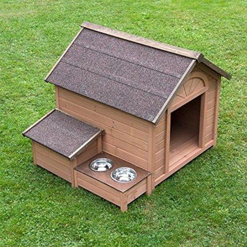Comfort perro Gesto caseta techo Elevador alimentación
