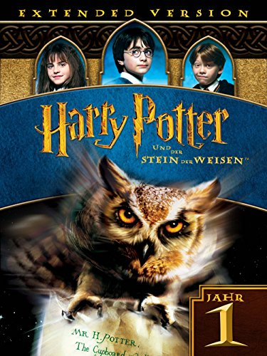 Harry Potter und der Stein der Weisen: (Extended Version) [dt./OV]