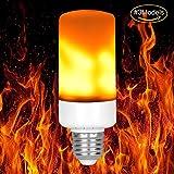 Cozywind Bombillas LED Luz de Llama Fuego Bulbo E27 Greative Lámpara con Llama Parpadeante Efecto Decorativa para el Hogar, Jardín, Fiesta, Bar, Decoración Boda,la Navidad (1 Pack)