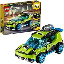 LEGO Creator - La voiture de rallye - 31074 - Jeu de Construction