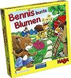 Haba 4987 - Bennis bunte Blumen, Sammel-Laufspiel