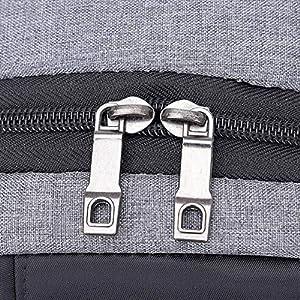 61oLwS3J3DL. SS300  - BEIBAO Ropa de Vela USB recargar Bolsa de Pechos Hombre Llevar Mochila de Negocios recreación Defensa contra el Agua…