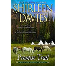 Promise Trail (Redemption Mountain Historical Western Romance Book 6)