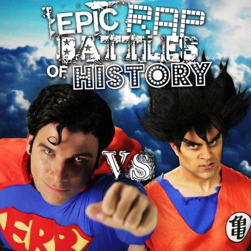 Goku vs Superman [Explicit]