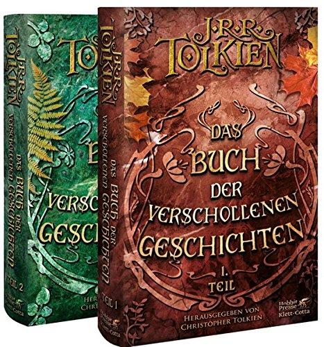 Das Buch der verschollenen Geschichten / Neuauflage: Das Buch der verschollenen Geschichten / Teil 1 + 2: Neuauflage