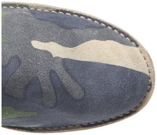 Elia Maurizi 5925 Mimetic Suede Wash, Chaussures montantes homme Marron