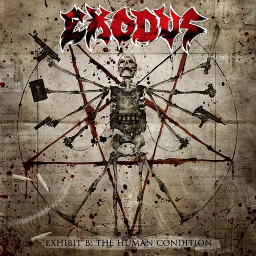 Exodus: Exhibit B-the Human Condition (Audio CD)