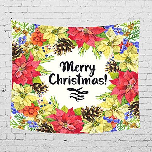 Soorl arazzi giornata commemorativa arazzo floreale decorazioni per la casa appeso a parete arazzo coperta agriturismo decor