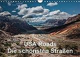 USA Roads (Wandkalender 2017 DIN A4 quer): Eindrücke von den schönsten Straßen der USA (Monatskalender, 14 Seiten ) (CALVENDO Orte)