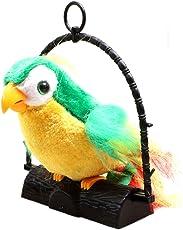7inch Talk Talking Back Parrot Bird Kids Toy - 80