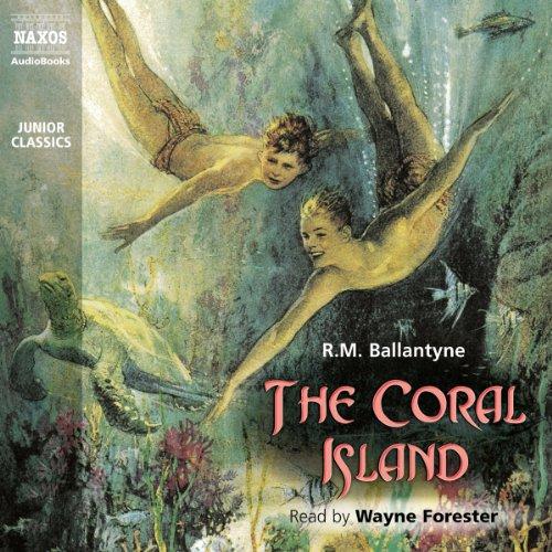 The Coral Island  Audiolibri