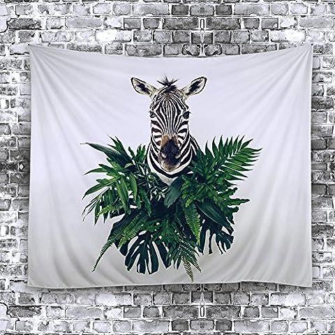 Tapisserie, hippie tapisseries, Wall Art Home Decor à suspendre tapisseries, Mufti-purpose Couvre-lit, couverture de plage par Rechel