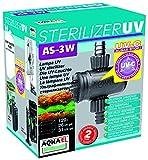 Aquael 5905546110631 As Sterilisator Für Aquaristik, 3W