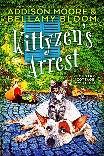 Kittyzen's Arrest (Country Cottage Mysteries Book 1) (English Edition) (English Cottages)