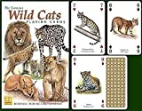 Heritage Playing Cards - Wild Cats Playing Cards