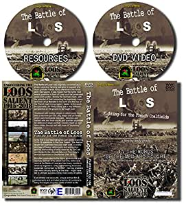 DVD - The Battle of Loos - Fighting for the French Coalfields