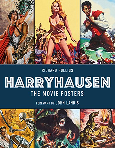 Harryhausen - The Movie Posters (Poster Science-fiction-movie)