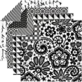 Origami-Papier, Blatt 10x10 cm, 80 g, Paris, 50sort. Blatt