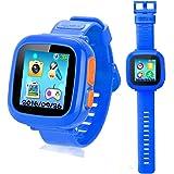 YNCTE Spiel-Smartwatch für Kinder, mit Digitalkamera, Spielen, Touchscreen, Coole Spielzeuguhr, Geschenk für Mädchen, Jungen, Kinder …