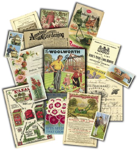 The Memorabilia Pack Company 'Inglés Aprender The Garden CA 20th Century emgland...