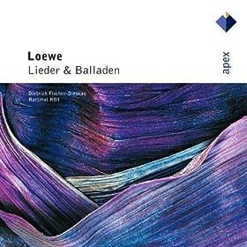 Loewe : 3 Lieder Op.103 : I Gruss vom Meere