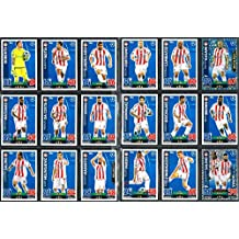 Topps Champions League Match Attax 15/16 Olympiacos Team Base Set 2015/2016 Including Star Player & Duo Trading Cards