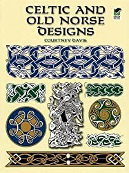 Celtic and Old Norse Designs (Dover Pictorial Archive) by Courtney Davis (2000-09-08)
