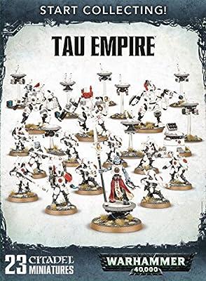 Start Collecting! Tau Empire 70-56 - Warhammer 40,000
