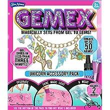 Ideal 10852 GEMEX Unicorns Accessory Set