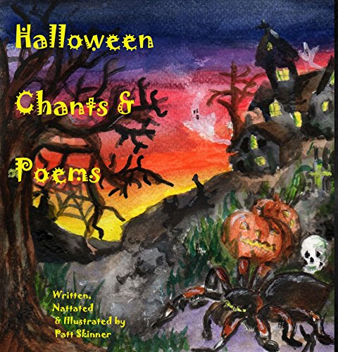 oems: New Halloween poems and chants including literary culture. (English Edition) ()