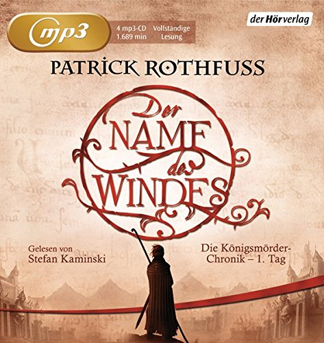 Buchcover Der Name des Windes: Die Königsmörder-Chronik - 1. Tag