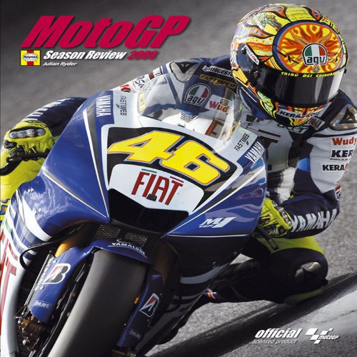 MotoGP Season Review 2008 por Julian Ryder