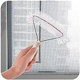 Turobayuusaku Multifunzionale Finestra Spazzola Magnetica spolverino schermata Principale Finestra di Vetro di plastica Brush Cleaner casa Strumento Pennello
