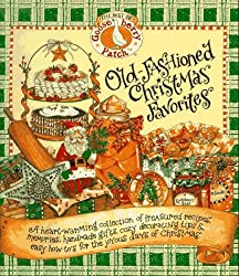 Old-Fashioned Christmas Favorites: The Best of the Gooseberry Patch by Jo Ann Martin (1997-10-01)