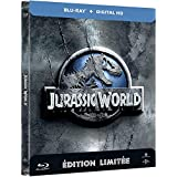 Jurassic World (Edition limitee Steelbook) - Combo Blu-ray + Copie digitale