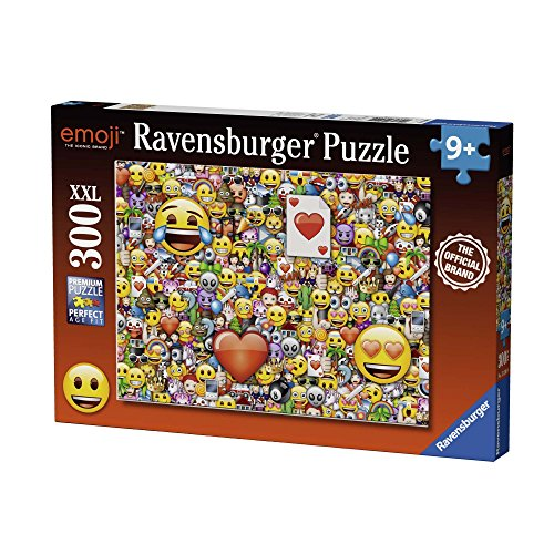 Puzzle-Emoji-300teilig ()