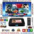 2017 Android 6.0 VIP PREMIUM TX3 PRO Actioncharity247 Similar to Amazon Fire stick