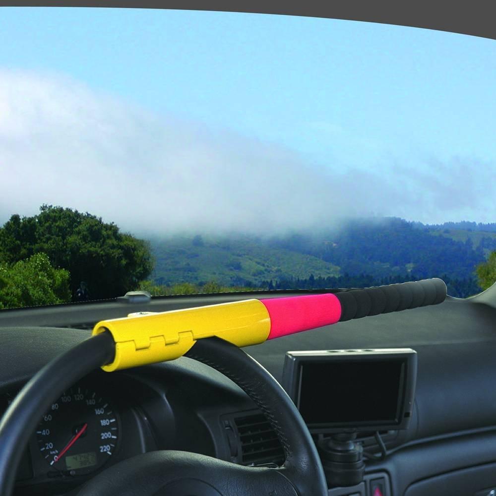 Carpoint 0510003 Steering Wheel Lock Rotarlock