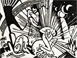 Posterlounge Forex-Platte 40 x 30 cm: Versöhnung von Franz Marc
