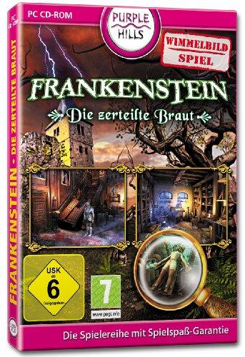 Frankenstein: Die zerteilte Braut