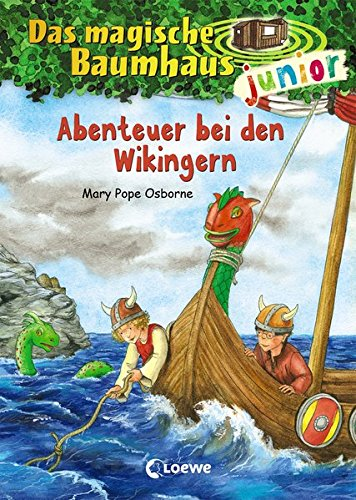 Das magische Baumhaus junior - Abenteuer bei den Wikingern